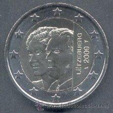 Euros: LUXEMBURGO 2 EUROS EUROS 2009 DUQUE ENRIQUE Y DUQUESA CARLOTA. Lote 146185653