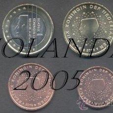 Euros: SERIE / SET / TIRA HOLANDA 2005 8 MONEDAS AL MEJOR PRECIO DE TODOCOLECCION. Lote 245777645