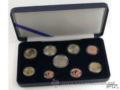 FINLANDIA 2002 -ESTUCHE OFICIAL- PROOF (Numismática - España Modernas y Contemporáneas - Ecus y Euros)