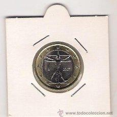 Euros: 1 EURO DE ITALIA DEL 2007 - SIN CIRCULAR. Lote 21835842