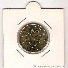 Euros: 50 CENTIMOS DE EURO DE IRLANDA DEL 2003- SIN CIRCULAR. Lote 21835899
