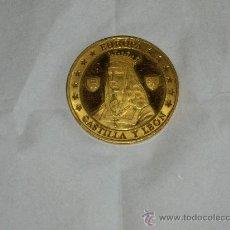 Euros: MONEDA DE 10 ECUS CASTILLA LEON. Lote 27777908