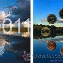 Euros: ESTONIA 2011 CARTERA OFICIAL. Lote 28708406
