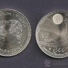 Euros: 12 EUROS ESPAÑA 2010. Lote 29490831