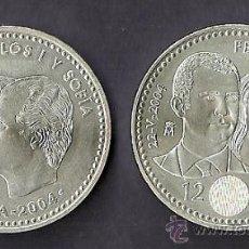Euros: 12 EUROS ESPAÑA 2004. Lote 29491665