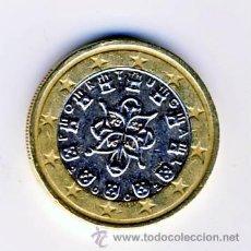Euros: PORTUGAL - 2002.- 1 EURO.-. Lote 30084663