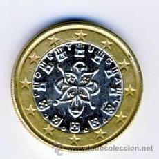 Euros: PORTUGAL - 2004.- 1 EURO.-. Lote 30084813