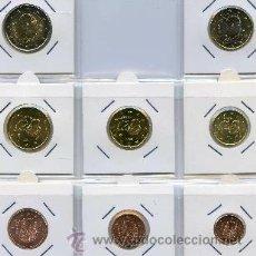 Euros: SERIE 1 CT. A 2 € DE ESPAÑA 2012 (8 MONEDAS). Lote 162322965