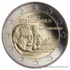 Euros: CONMEMORATIVA LUXEMBURGO 2012. Lote 76651159