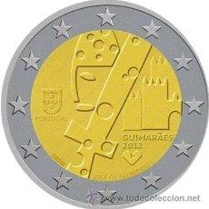 Euros: PORTUGAL 2012 CONMEMORATIVA. Lote 129086339