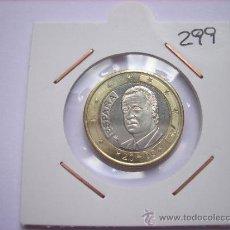 Euros: 299.- 1 EURO ESPAÑA 2009 SC. Lote 33091348