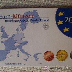 Euros: CARTERA ALEMANIA 2002 A. Lote 33684678