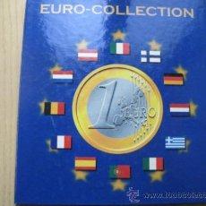 Euros: EURO-COLLECTION ESPECIAL PARA COLECCION O REGALO. Lote 34249205