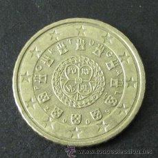 Euros: PORTUGAL 50 CENTIMOS DE EURO 2009. Lote 34957936