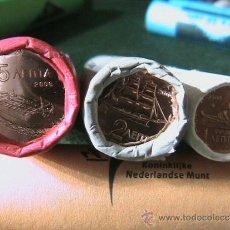 Euro: GRECIA 2006- MONEDAS DE 1-2 Y 5 CENTIMOS S/C.. Lote 34993695