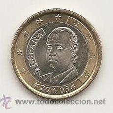 Euros: ESPAÑA 2003. 1 EURO. SIN CIRCULAR. PROCEDENTE DE EUROSET. Lote 35834700
