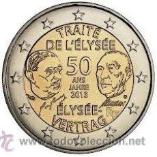 Euros: 2 EUROS FRANCIA 2013