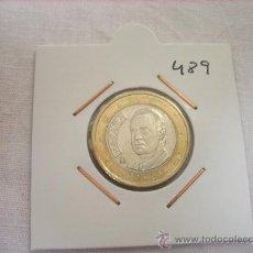 Euros: 489.- 1 EURO ESPAÑA 2009 SC. Lote 35957148