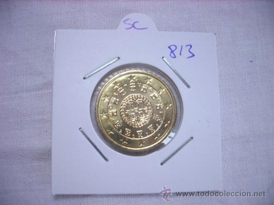 813.- 50 CENTIMOS DE EURO PORTUGAL 2009 SC (Numismática - España Modernas y Contemporáneas - Ecus y Euros)