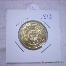 Euros: 813.- 50 CENTIMOS DE EURO PORTUGAL 2009 SC. Lote 36852114