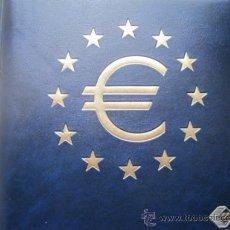 Euros: COLECCION DE EUROS DE ESPAÑA DESDE 1999 HASTA 2010 INCLUSIVES EN 2 ALBUMES. Lote 36916741