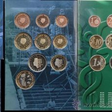 Euros: HOLANDA 2006 CARTERA OFICIAL MUNTMEESTERS DOOR DE EEUWEN HEEN- SOLO 3.500 EJEMPLARES. Lote 35463464