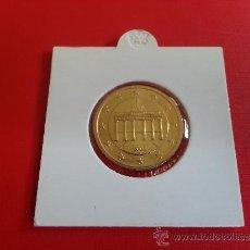 Euros: RARA # 50 CENT 2003 ALEMANIA A # SIN CIRCULAR. Lote 37299851