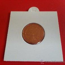 Euros: RARA # 5 CENT 2003 ALEMANIA A # SIN CIRCULAR. Lote 37299932