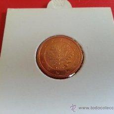 Euros: RARA # 2 CENT 2003 ALEMANIA A # SIN CIRCULAR. Lote 37300040
