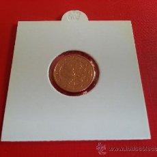 Euros: RARA # 1 CENT 2003 ALEMANIA A # SIN CIRCULAR. Lote 37300135