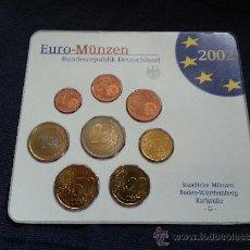 Euros: BLISTER ALEMANIA 2002 G. Lote 37303581