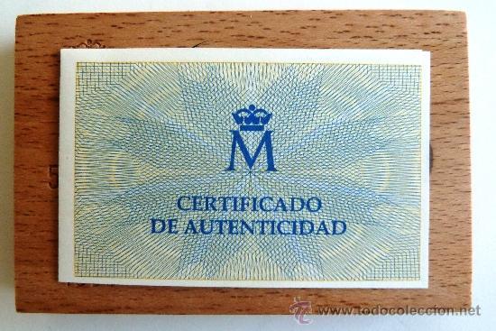 Euros: ESTUCHE MONEDA 5 ECU 1989 , ECUS, CARLOS V , PLATA PROF, ORIGINAL FNMT - Foto 2 - 38212029