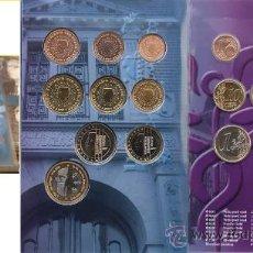 Euros: HOLANDA 2007 CARTERA OFICIAL MUNTMEESTERS DOOR DE EEUWEN HEEN- SOLO 3.500 EJEMPLARES + MEDALLA. Lote 38414171