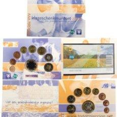 Euros: HOLANDA 2003 CARTERA OFICIAL BU IRIS INCLUYE CHEQUE DE 5€ - CORTA TIRADA - SOLO 10.000 EJEMPLARES. Lote 39131692