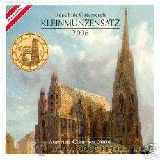 Euros: AUSTRIA 2006- CARTERA OFICIAL BU . Lote 39159675