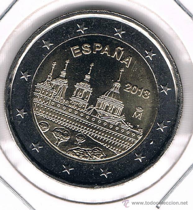 MONEDA CONMEMORATIVA 2 € ESPAÑA 2013 (Numismática - España Modernas y Contemporáneas - Ecus y Euros)