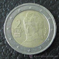 Euros: AUSTRIA 2 EUROS 2002. Lote 39665013