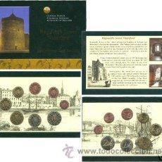 Euros: IRLANDA 2004, CARTERA OFICIAL BU . Lote 41278176