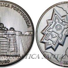Euros: PORTUGAL 2013 2,5 EUROS PATRIMONIO MUNDIAL FORTIFICACIONES DE ELVAS. Lote 108413194