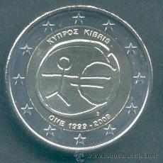 Euros: CHIPRE 2 EUROS 2009 10º ANIV. DEL EURO EMU. Lote 210608632