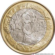 Euros: 5 EUROS FINLANDIA 2012 FLORA (NATURALEZA NÓRDICA). Lote 149224649