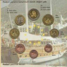 Euros: TURQUIA 2004. EURO PRUEBAS.. Lote 42531634