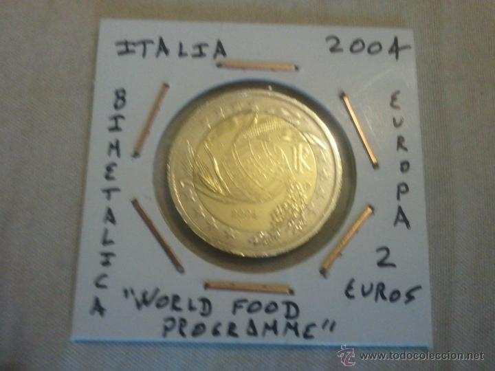Moneda De 2 Euros De Italia 2004 World Food Pro Verkauft Durch Direktverkauf 42918681