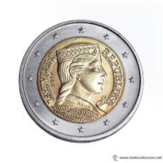 Euros: LETONIA 2014. 2 EUROS DE CIRCULACION . Lote 113091126