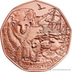Euros: 5 EUROS -AUSTRIA 2014- AVENTURA ÁRTICA - S/C. Lote 43374246
