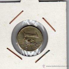 Euros: 1 EURO DE PRUEBA DE BADEN-WÜRTEMBERG ( ALEMANIA ) SIN CIRCULAR . Lote 43967245