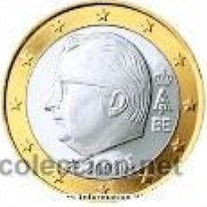 Euros: BELGICA 1EURO 2009 ( TERCERA SERIE ). Lote 240400885