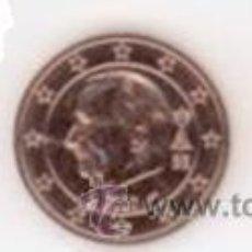 Euros: BELGICA TRIO 1, 2 Y 5 CENT 2010. Lote 210608897