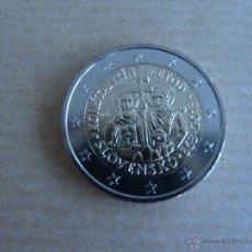 Euros: ESLOVAQUIA 2013. Lote 76641715