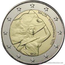 Euros: MALTA 2 EUROS 2014 HISTORIA CONSTITUCIONAL DE MALTA ( INDEPENDENCIA 1964 ). Lote 177280103